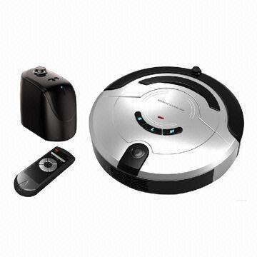 China Robot vacuum cleaner, auto sweeping, mopping and cleaning