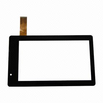 China Capacitive Touch Screen from Xiamen Manufacturer: Xiamen Precise ...