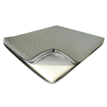 """Price Comparisons 2"""" California King Memory Foam Mattress Topper With Cover"""