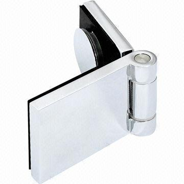 Glass To Glass Door Hinges Made Of Sus 304 Stainless Steel Material Pictures