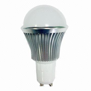gu10 led bulb made of aluminum pc materials ce and. Black Bedroom Furniture Sets. Home Design Ideas