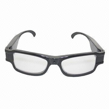 Spy plain glasses camera with phone/video taking and voice