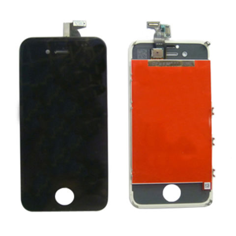 China Mobile Phone LCDs with Touch Screen Assembly for iPhone 4S