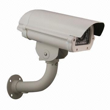 CCTV LPR Camera, Waterproof, with IR, 700TVL,8/12/16/9-22mm Lens, OSD