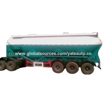 China Cement tank trailer, 42cbm