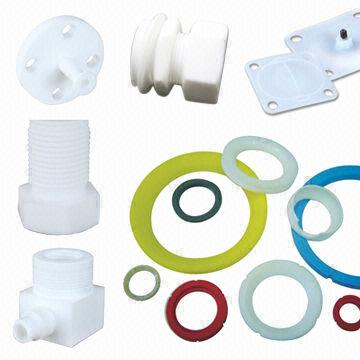 Taiwan PTFE Components, Used for High-purity and Corrosive Applications