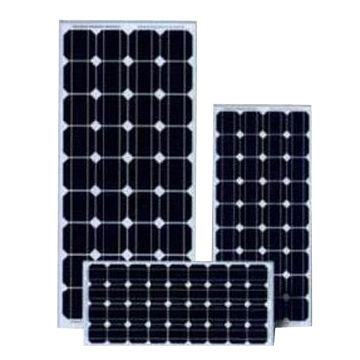 China Solar Panel PV Module, 80W/100W/120W Rated Power