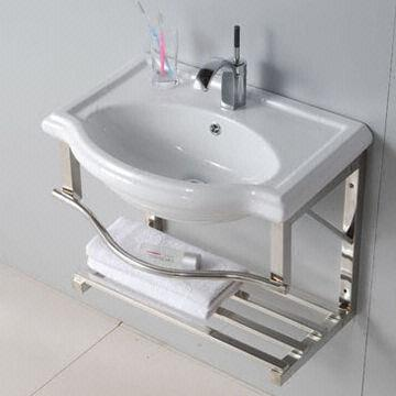 Bathroom Stainless Steel Stand Cabinet Basins Measures