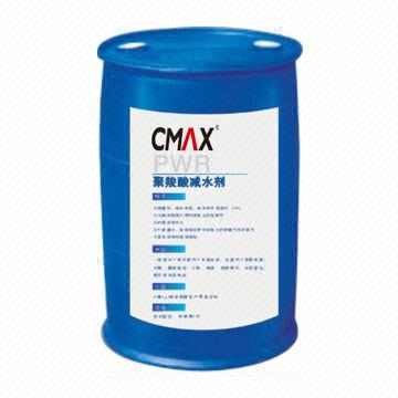 China Concrete Water Reducing Admixture, Suitable for Flowing Self-compacting Concrete