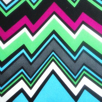 China 160 to 220g Fabric, Made of 82% Nylon and 18% Spandex, Full-dull Printing