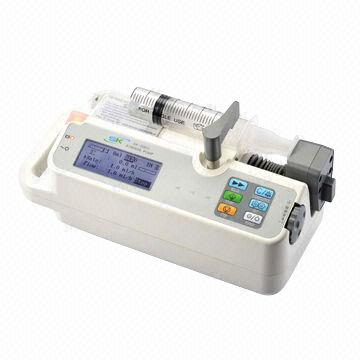 China Syringe Pump with Excellent Injection Operation