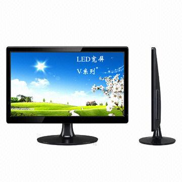China 17.3-inch LED Monitor with Wide Screen