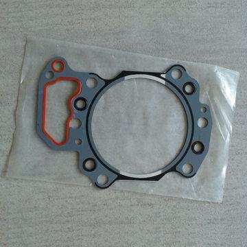 China Cylinder Head Gasket, S6D125 Diesel Part Supplier, Made of Metal Material