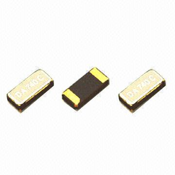 Tuning Fork Quartz Crystal SMD Resonator with 32.768kHz Frequency Range | Global Sources