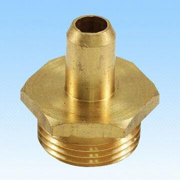 Machined Part, RoHS Directive-compliant, for Valve and Hardware, Various Finishes are Available