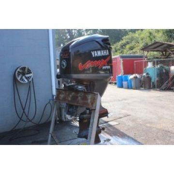 Yamaha outboard motor 225 hp power tilt trim 20 2004 for Trim motor for yamaha outboard