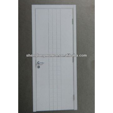 2013 White Paint 3 Panel Modern Wood Door Design Global