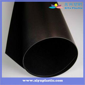 Inkjet Printable Black Pvc Plastic Sheet Global Sources