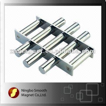 """Silver Bullet Cattle Magnet Aluminum Nickel Cobalt Material Bovine Cattle 3/"""""""