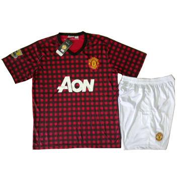 Popular Soccer Jerseys, Nice Texture