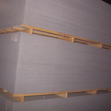 Fiber cement board fireproof board drywall odorless non for Gypsum board asbestos