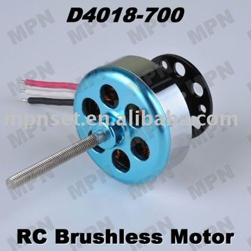 Outrunner Brushless Dc Motor D4018 700 Global Sources