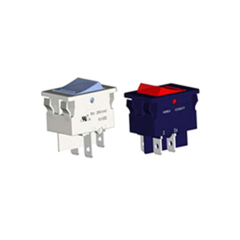 Thermal Circuit Breakers, 5 to 20A Current