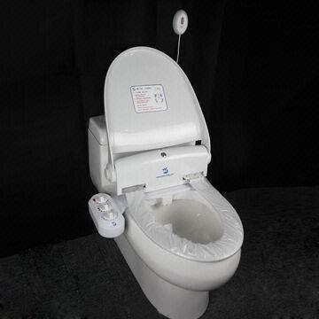 Automatic bidet electric toilet seat with water pressure and temperature control global sources - Automatic bidet toilet seat ...