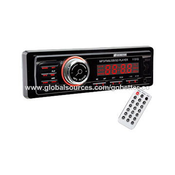 Car Audio Player with Remote Control on Sale