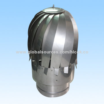china roof turbine ventilator with unique variable angle tube neck and efficient venting function - Roof Turbine