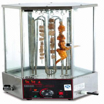 corn rotisserie machine