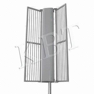 China 800-960MHz Corner 3G Antenna with 806-960MHz Frequency Range
