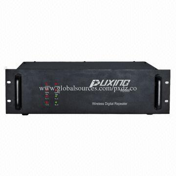 China Digital DMR Repeater with TDMA Mode 2 Slots, Supports for Third-party Diplexer Built-in