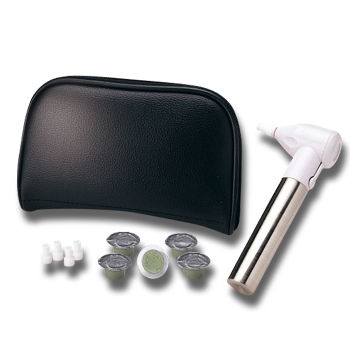Dental Polisher with Five Toothpaste Tubes and Five Silicone Cups