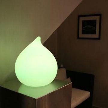 wireless LED Teardrop mood lamp | Global Sources