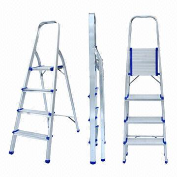 Aluminum 4 Step Ladder With Ce Standard Global Sources