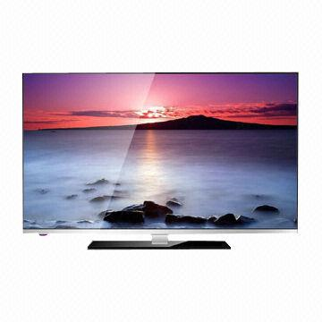 4K*2K UHD TV with 50-inch, DVB-T, ATSC, ISDB-T, Analog TV (Optional) and Response Time of 6 Minutes