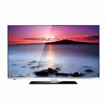 China UHD TV with 50-inch, DVB-T, ATSC, ISDB-T, Analog TV (Optional) and Response Time of 6 Minutes
