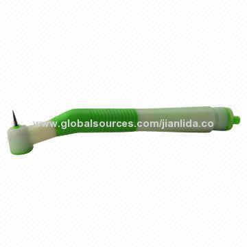 Portable dental handpiece