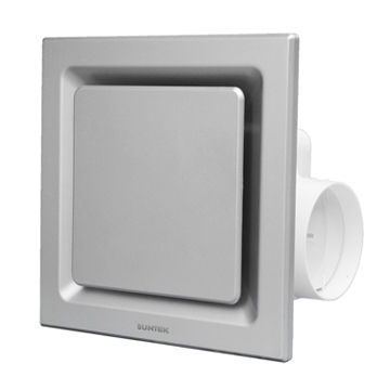 Color Ceiling Vent-type Ventilation Fan, Full ABS and PP, Low Noise ...
