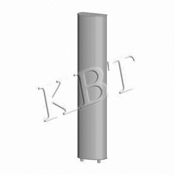 65° 14.5dBi 10-24° Adjustable Electrical Downtilt Antenna, Manual by Optional RCU