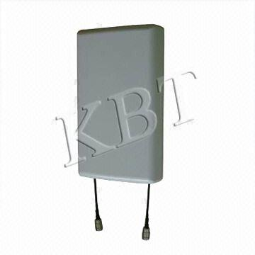 698-2700MHz Wall Mount Antenna with 6/8/8dBi Gain, 50W Power for Wi-Fi, WLAN and LTE