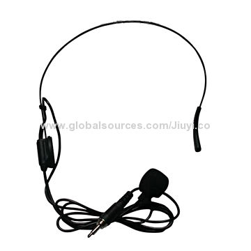 China Headset With Microphone And 3 5mm Plug On Global Sources