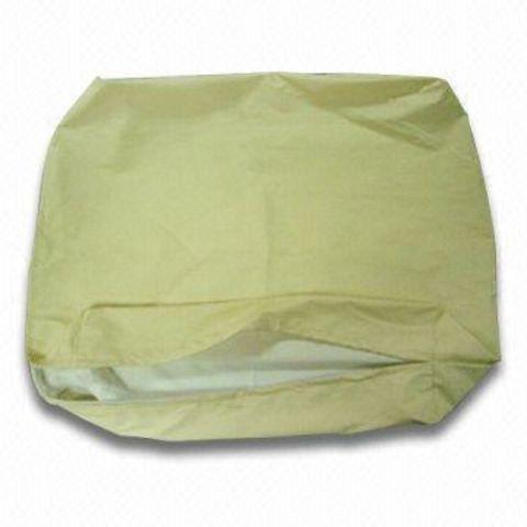Cubierta de colchón con ignífugo, estándar de las BS 7175, hecho de la PU, conveniente para el uso médico