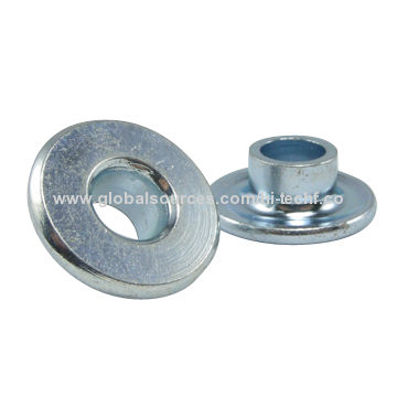 Rivet Nuts, Cheese Head, Blue Zinc, RoHS, All Materials Available