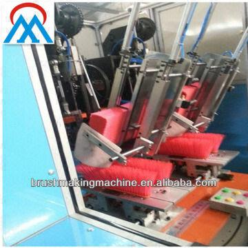 broom making machine