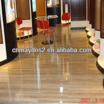 Maydos 2k Non Toxic Pu Polyurethane High Glossy Wood Flooring