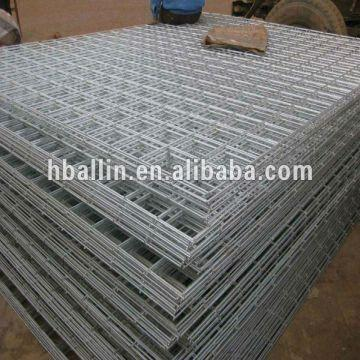 Galvanized Welded Wire Mesh Panels In 6 Gauge | Global Sources