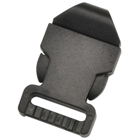 Taiwan Side-Release Type Plastic Buckle, Designed for Bags or Garment