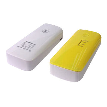 China 4400mAh Power Bank, Low Price, Good-looking, Perfect for Gifts or OEM Order